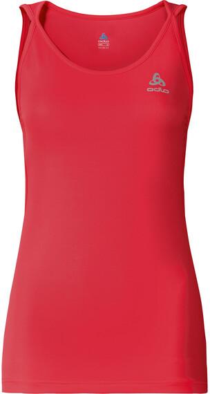 Odlo Versilia Naiset Hihaton jouksupaita , vaaleanpunainen